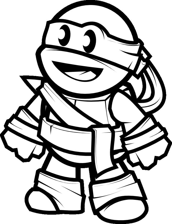 Tortuga ninja y cthulhu | focaclipart